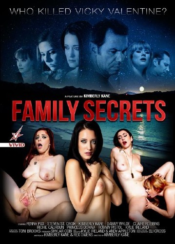 Family Secrets (2015) - Princess Donna