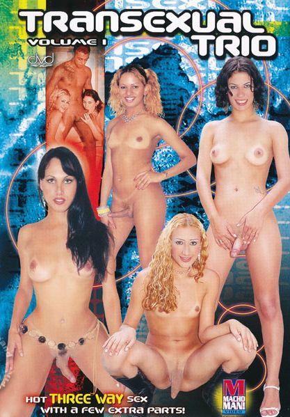 Transexual Trio (2003) - TS Milena Campanelli