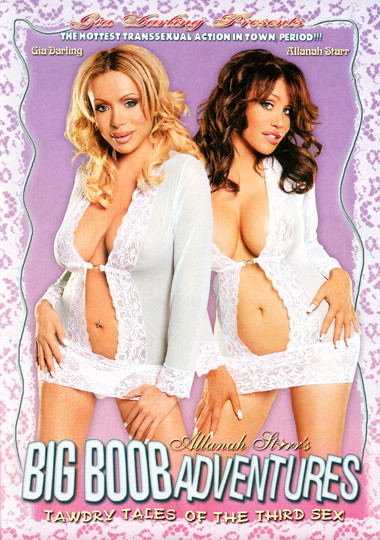 Big Boob Adventures (2005)