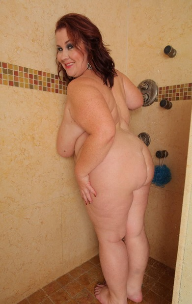 Shower and Pound Her