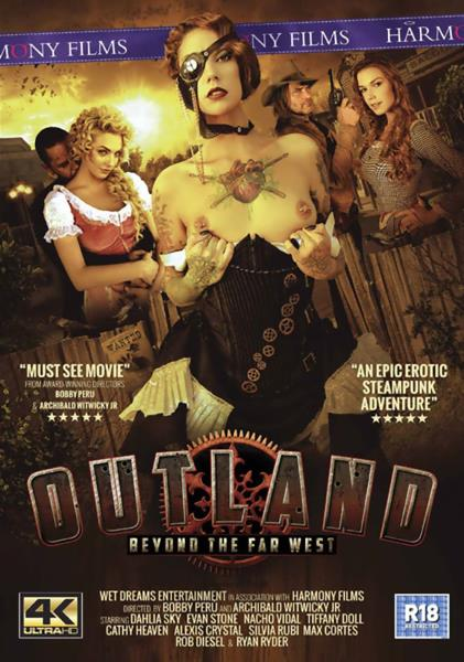 Outlands Beyond The Far West (2016) - Alexis Crystal