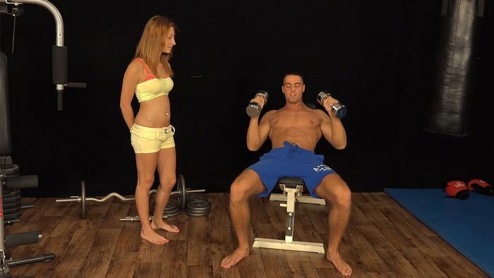 Amateur video post bikini