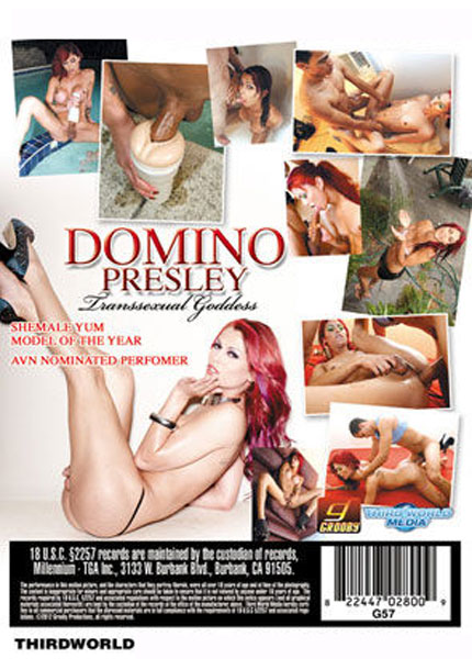 Domino Presley Transsexual Goddess (2012)