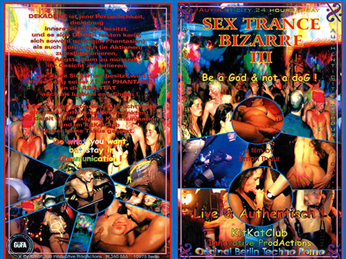 Free Kit Kat Club SexTrance Bizarre Porn