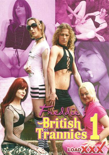 Freddie's British Trannies (2010) - TS Liberty Harkness