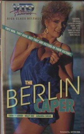 Berlin Caper (1989) - Amanda Shear