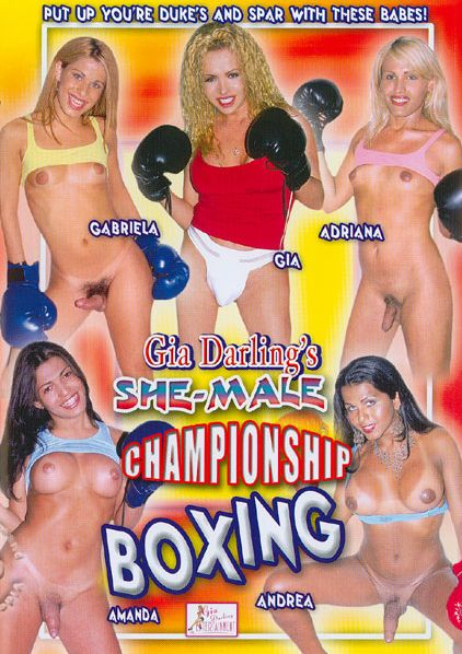 Gia Darling's Shemale Championship Boxing (2003)
