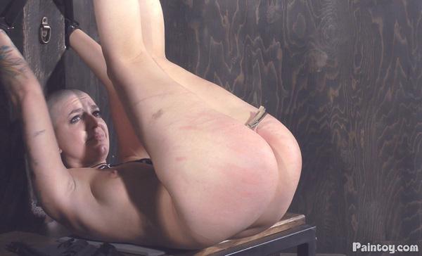 Chubby lady plump