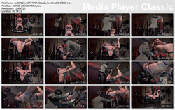 Domina-Bizarre:Lady Mephista - Silent Bondage (Part 2)