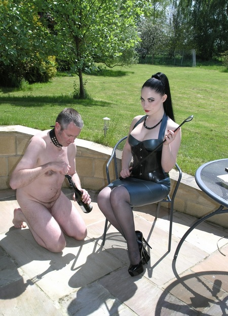 In Service to Lady Sophia