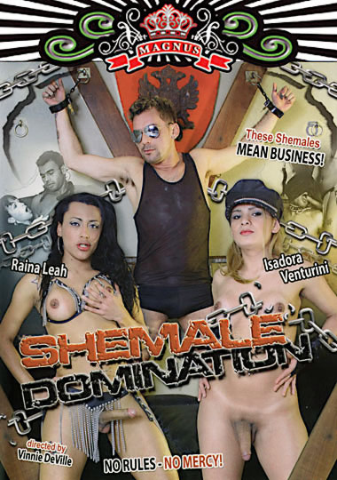 Shemale Domination (2008)