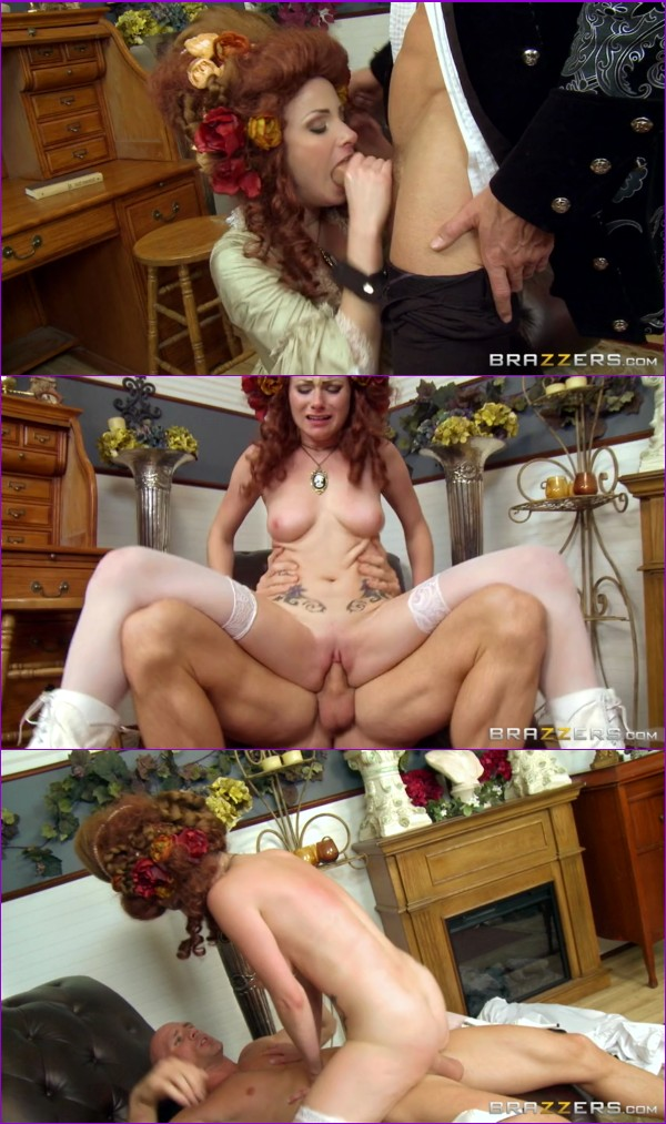 Tattoo - Veruca James _Cuckold_ Natural Tits_ Red Head_ Wife__cover,
