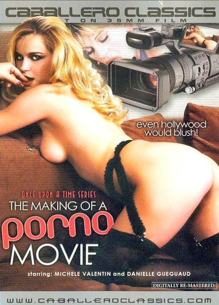 The Making Of A Porno Movie (1983) - Michele Valentin