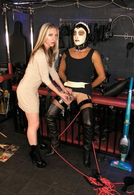 Bad Maid Service