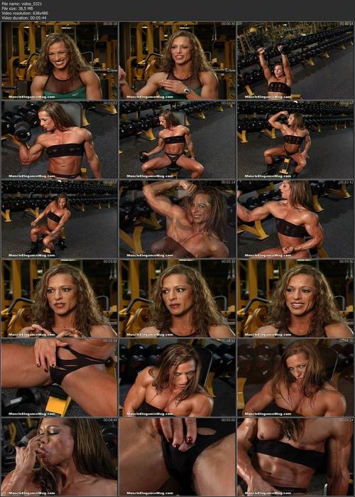 Naked Female Bodybuilders Video 101