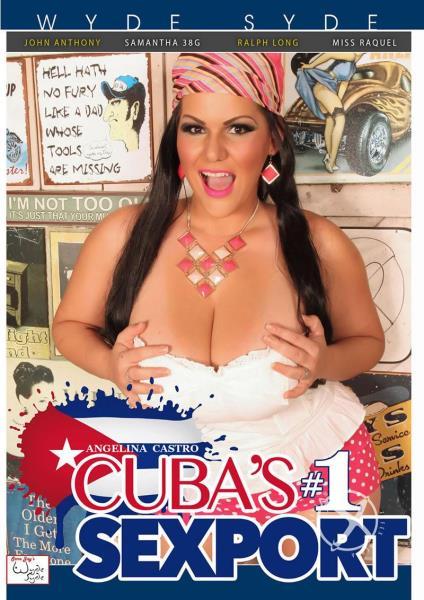 Angelina Castro Cubas 1 Sexport (2016)