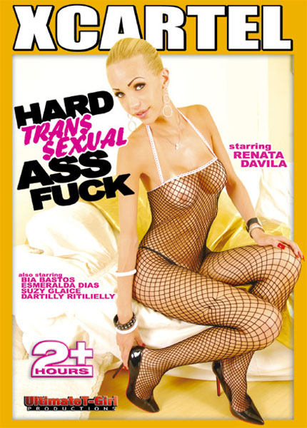 Hard Transsexual Ass Fuck (2008) - TS Renata Davilla