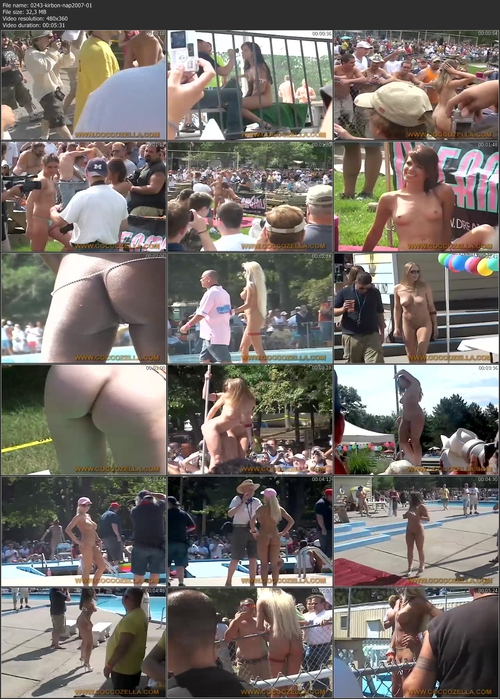 usa and european beach video   topless   page 107