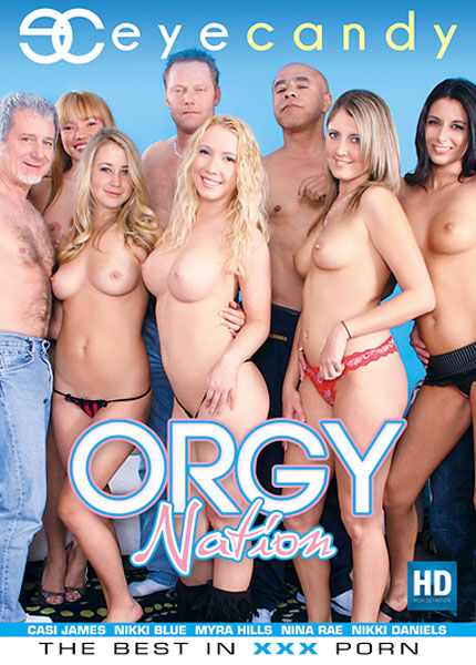 Orgy Nation (2016) - Maya Hills