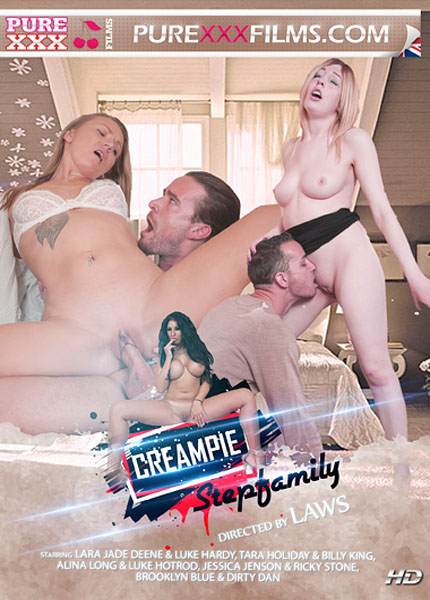 Creampie Step Family (2016)