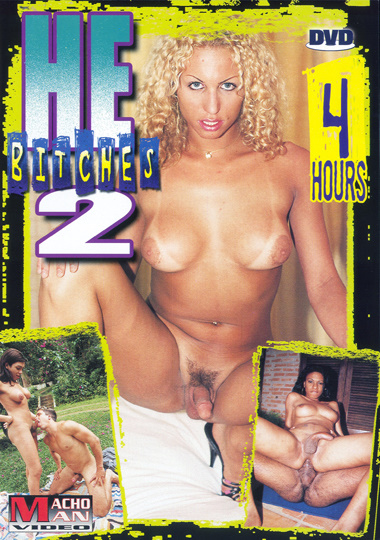 He Bitches 2 (2002) - TS Andreia DeOlivera