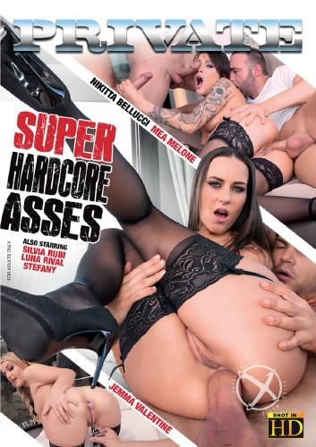 Super Hardcore Asses (2016) - Silvia Rubi