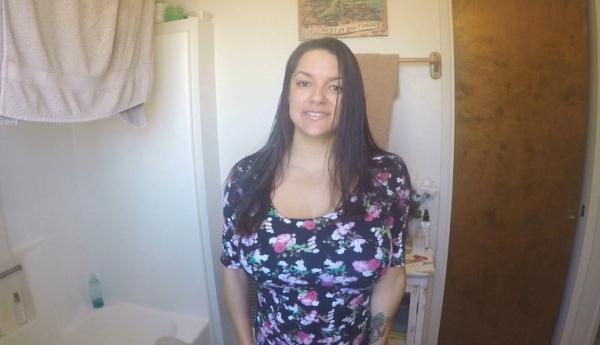 Monica Mendez - Floral Top - Webcam