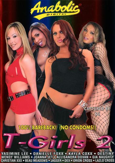 T-Girls 2 (2005) - TS Joanna Jet