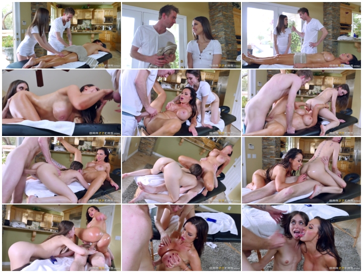 Nikki Benz Riley Reid 2 For 1 Fun