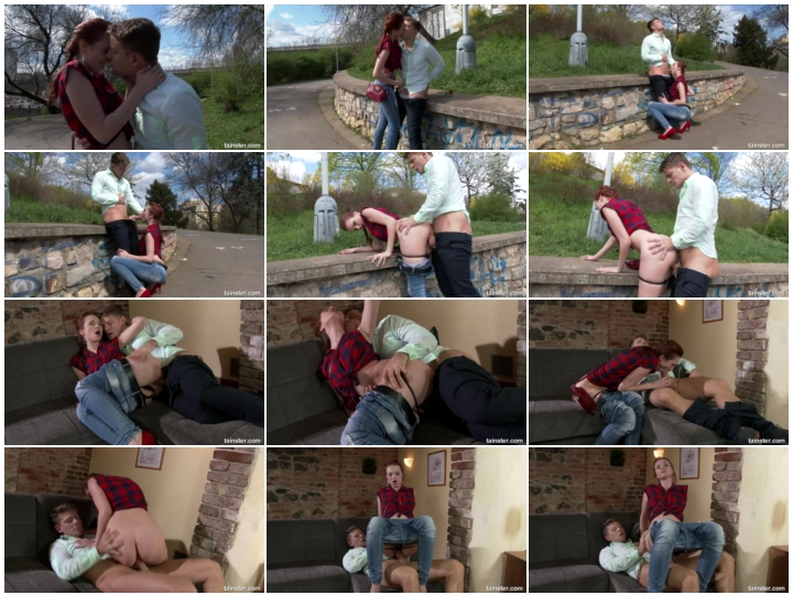 Chelsy Sun - Incredible Chelsey Seduces A Sranger In A Park