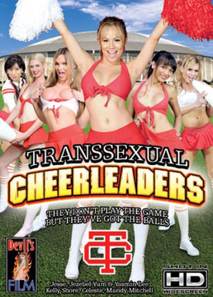 Transsexual Cheerleaders (2008) - TS Jezebel Yum