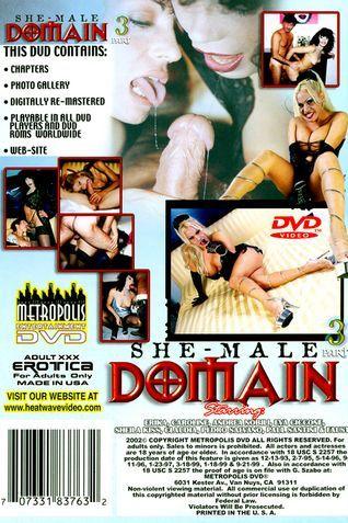 She-Male Domain 3 (1996) - TS Eva Ciccone