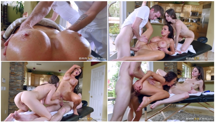 Dirtymasseur 16 05 11 Nikki Benz And Riley Reid 2 For 1 Fun 1080p