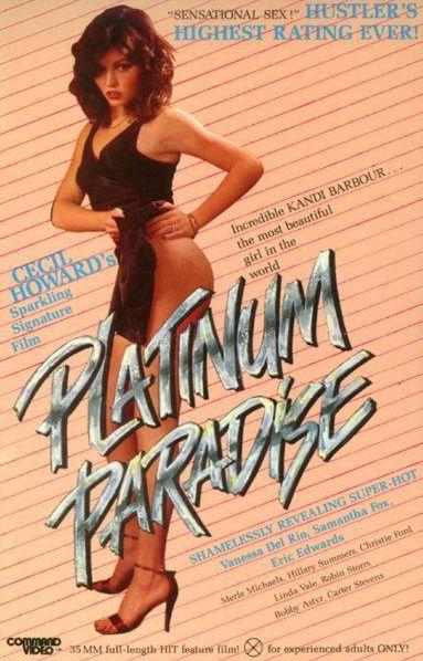 Platinum Paradise (1980) - Vanessa del Rio