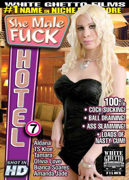 She Male Fuck Hotel 7 (2012) - TS Olivia Love