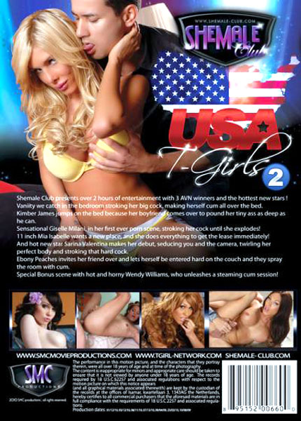 USA T-Girls 2 (2010) - TS Vaniity