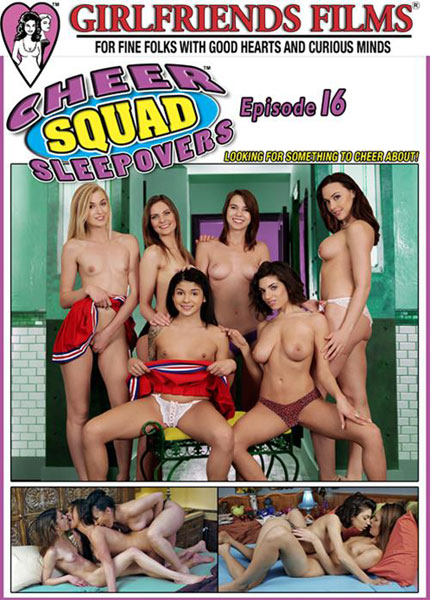 Cheer Squad Sleepovers 16 (2016) - Kristen Scott