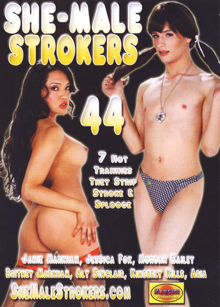 She Male Strokers 44 (2011) - TS Morgan Bailey