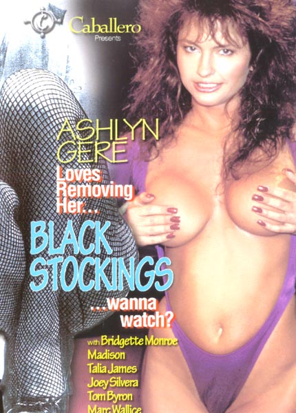 Black Stockings (1990) - Ashlyn Gere