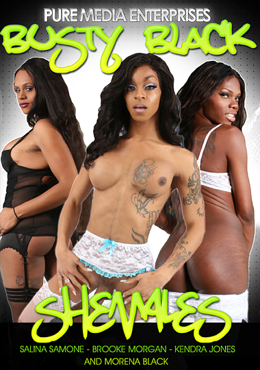 Busty Black Shemales (2016) - TS Kendra Jones