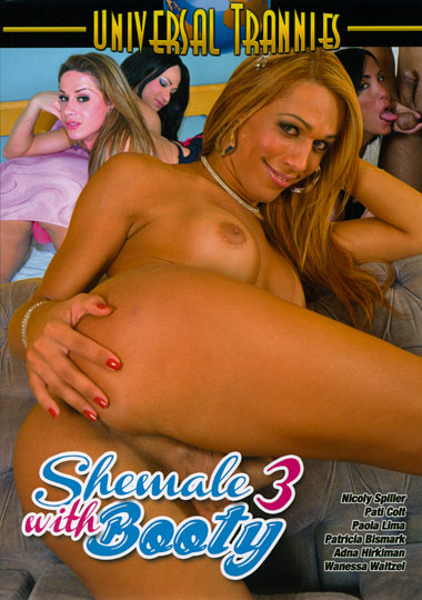 Shemales With Booty 3 (2012)