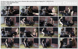 Brat Princess 2: Gwen and Lola - Slave Cums in Receiver after Long Cruel Machine Edging Part 1 (1080 HD)