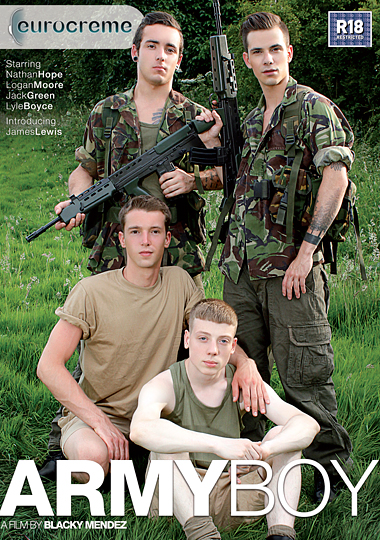 ArmyBoy (2015) - Gay Movies