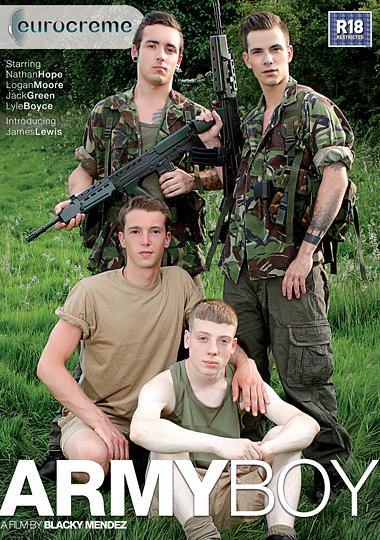 ArmyBoy (2015) - Gay Movies