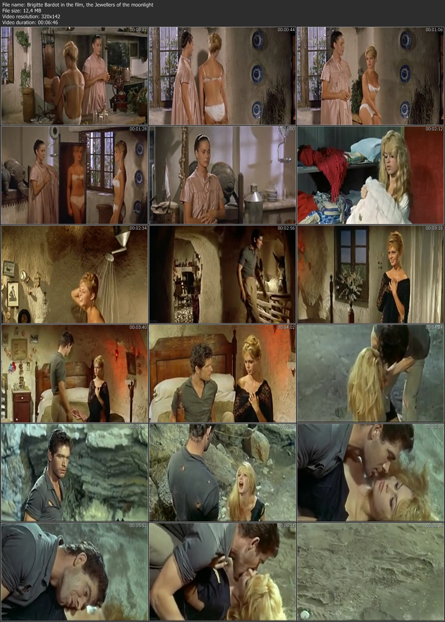 brigitte bardot in the film_ the jewellers of the moonlight (image 2),