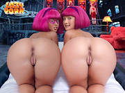 lazy town xxx (pack)