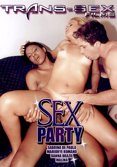 Sex Party (2006) - TS Sabrina DePaula