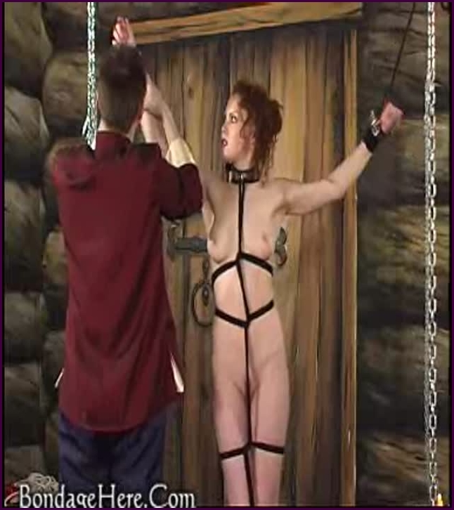 spread up in ropes (image 1),