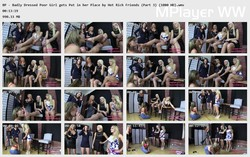 Brat Princess 2: BP - Badly Dressed Poor Girl gets Put in her Place by Hot Rich Friends (Part 3) (1080 HD)