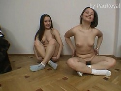 Something sasha and pasha lesbian twins boring